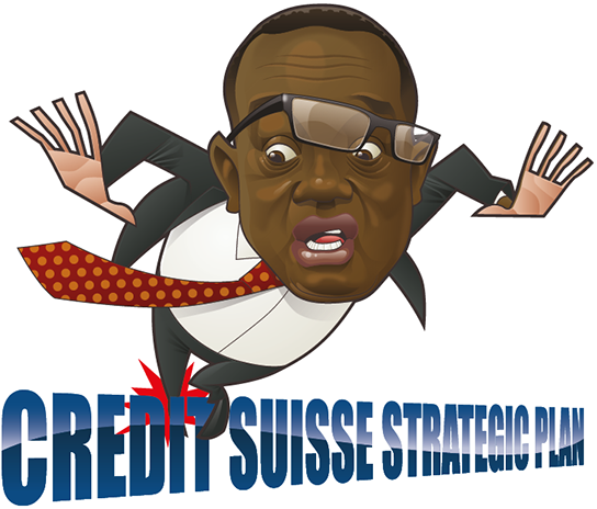 Macaskill on markets: Thiam loses credit as Credit Suisse.