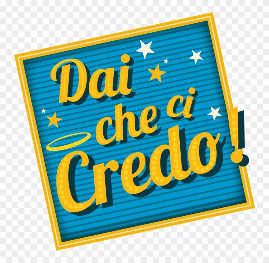 Dai Che Ci Credo Logo.