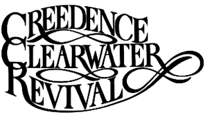 Image result for creedence clearwater revival logo.