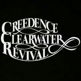 Creedence Clearwater Revival logo in 2019.