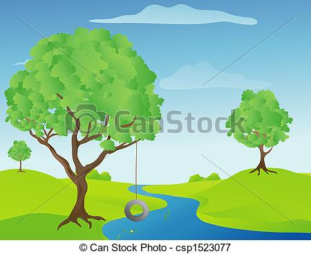 Creek Clipart and Stock Illustrations. 1,069 Creek vector EPS.
