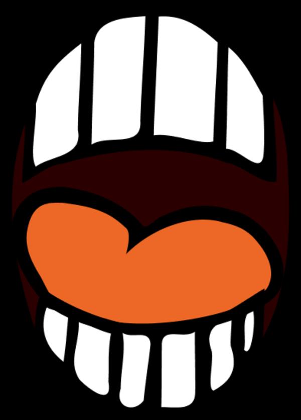 Cartoon Mouth.