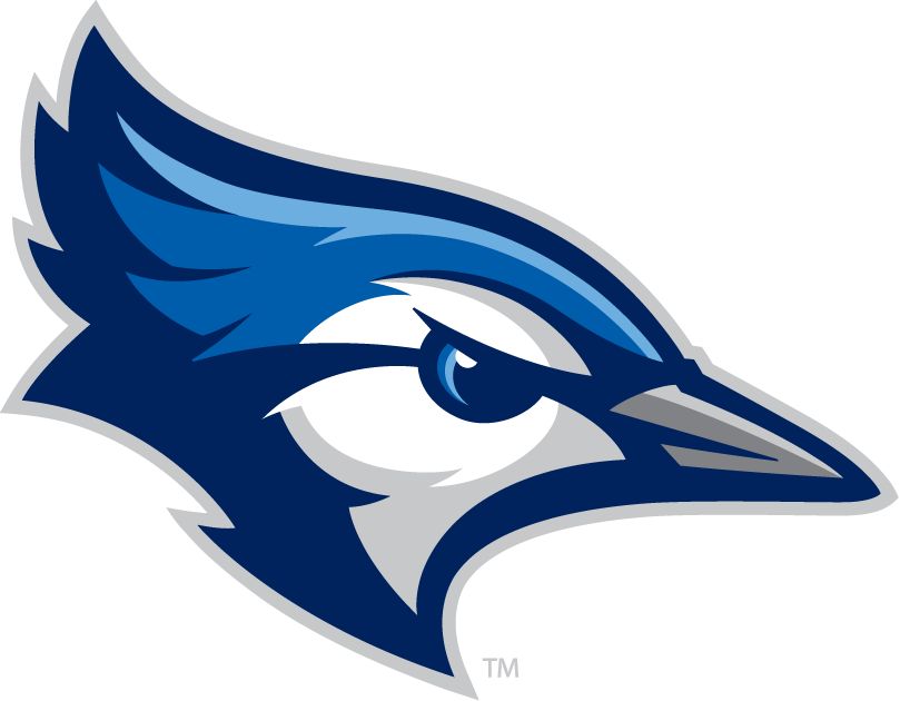 Creighton Bluejays Alternate Logo.