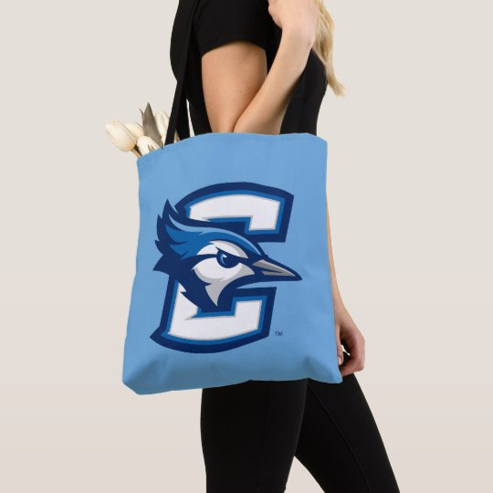 Creighton University Logo C Tote Bag.