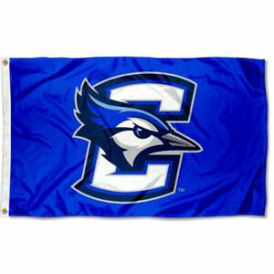 Details about Creighton University New Logo Flag 3x5 Large Banner.