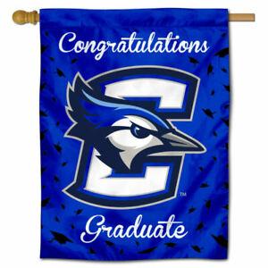 Details about Creighton University Graduation Gift Decorative Flag.