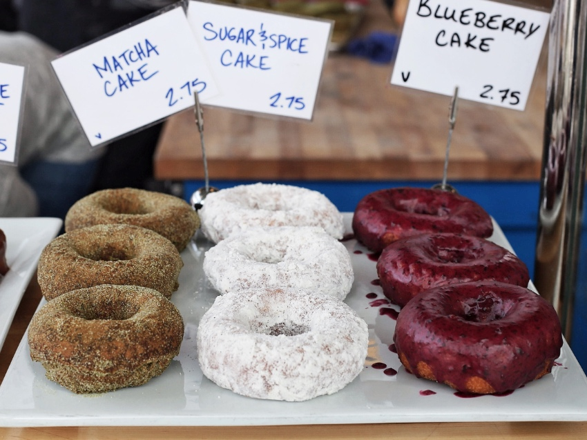 Free Pastry Alert! Get a Taste of Blue Star Donuts on the House.