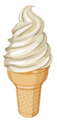 Soft ice cream clipart - Clipground
