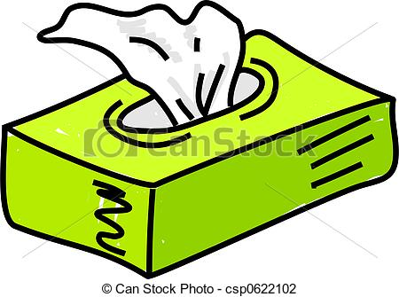 Tissue paper clipart.