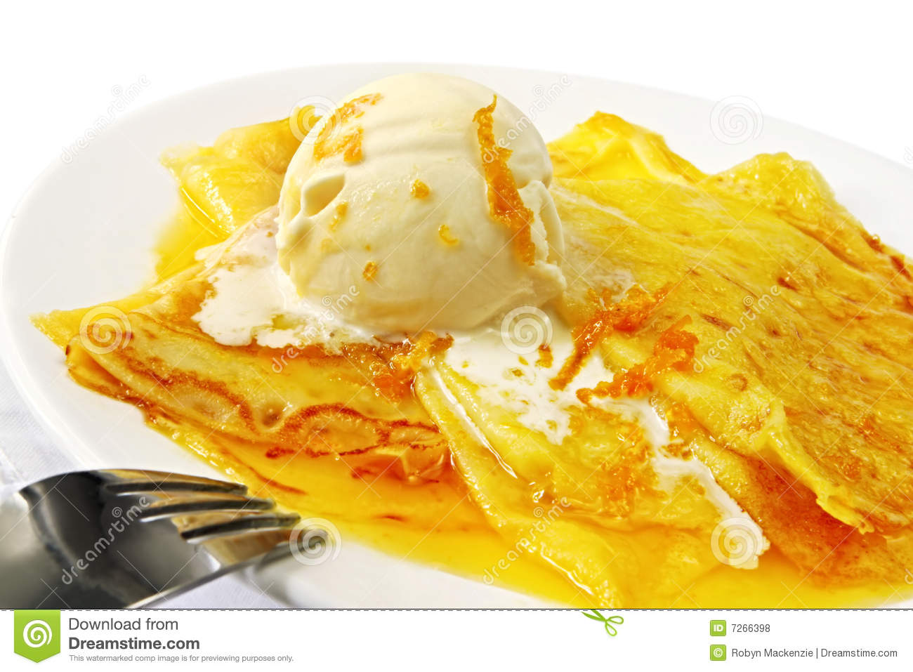 Crepe Suzette Stock Photos, Images, & Pictures.