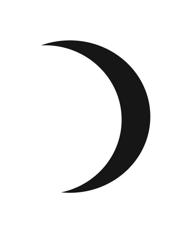 Crescent Clipart.