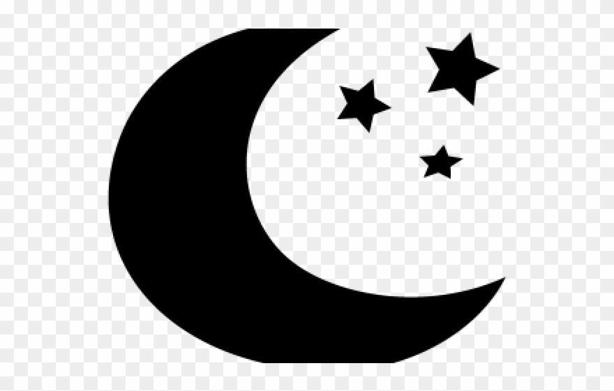 Crescent Clipart Crescent Moon Star.