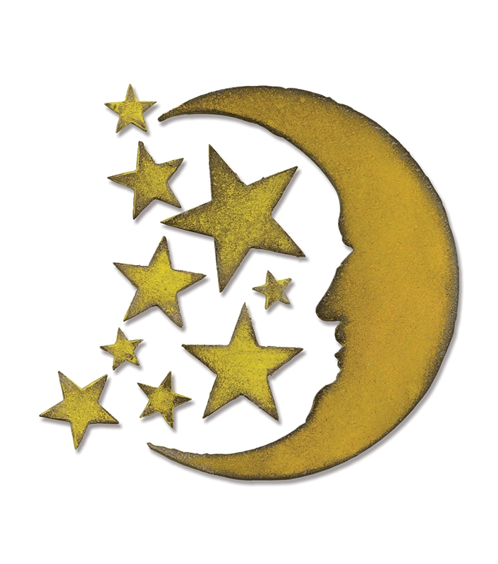Free Crescent Moon And Star Pictures, Download Free Clip Art.