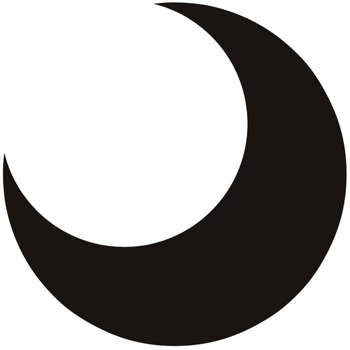 Crescent Moon Clipart & Crescent Moon Clip Art Images.