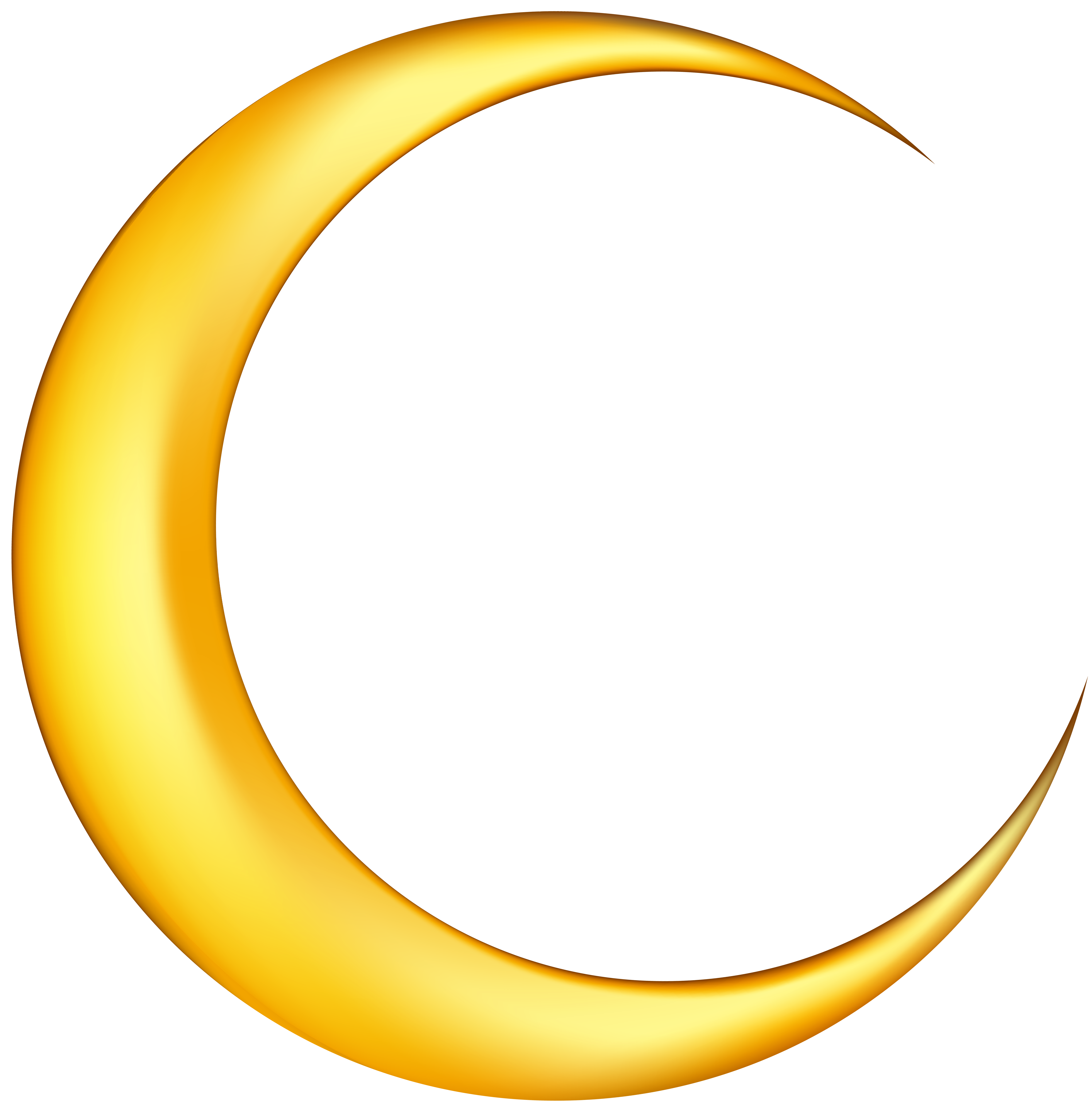 how to draw a crescent moon and star