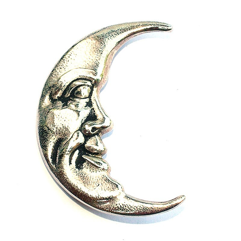 Half Crescent Moon With Face Tattoo: Moon Clipart Tumblr 20 Free Cliparts