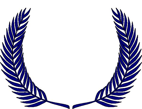 Leaf Crest Clipart.