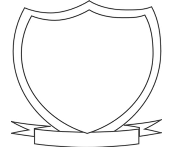 Free Crest Template, Download Free Clip Art, Free Clip Art.