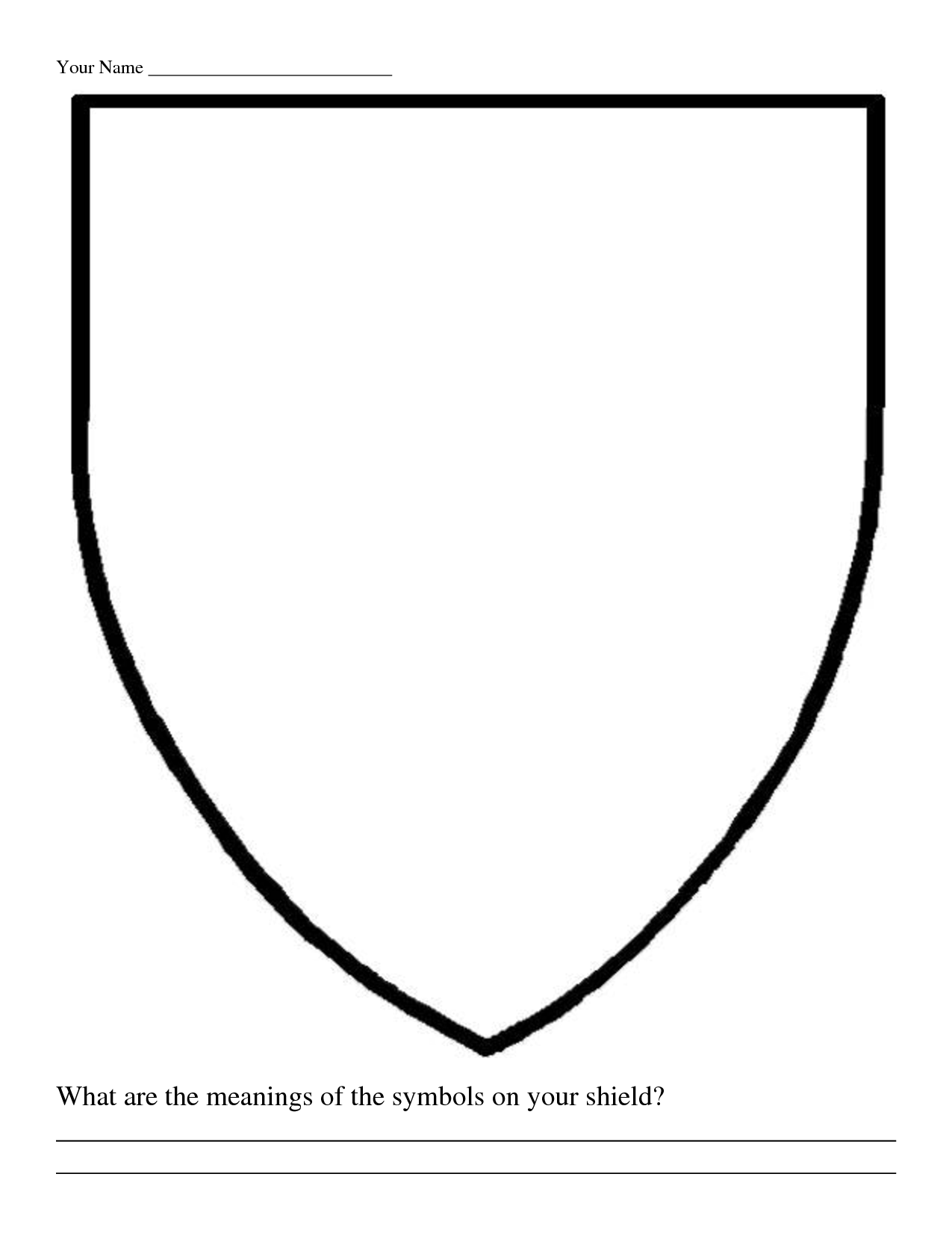 Crest Template Png, png collections at sccpre.cat.