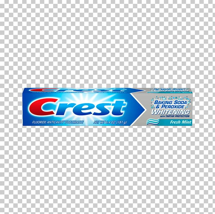 Toothpaste Crest Tooth Whitening Fluoride Tooth Decay PNG.