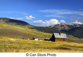 Stock Images of Crested butte.