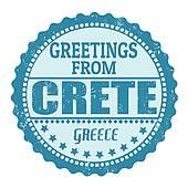 Crete Clip Art.