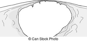 Crevasses Vector Clipart Illustrations. 14 Crevasses clip art.