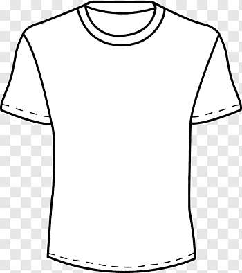 Tshirt Template cutout PNG & clipart images.