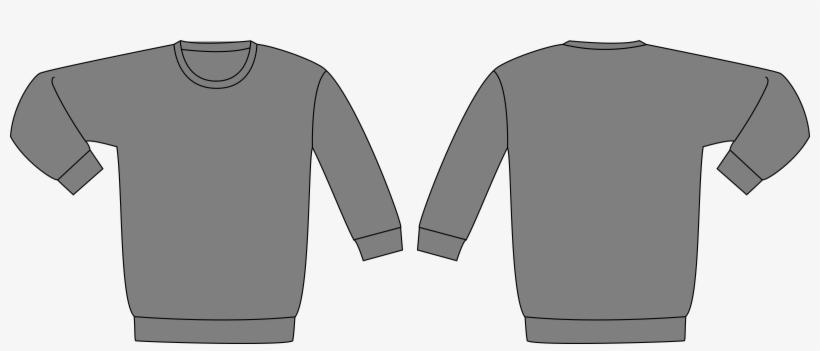 Sweatshirt Clipart Transparent PNG.