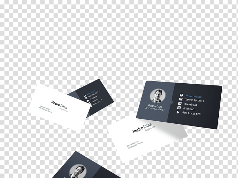 Business Cards Logo Freight rate Label, Business Cards.
