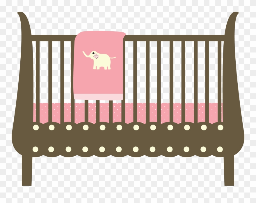 Crib Clipart Cot.