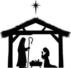 Silhouette Of Bethlehem at GetDrawings.com.