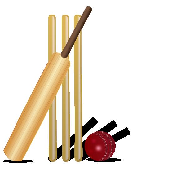 Cricket Bat Clipart.