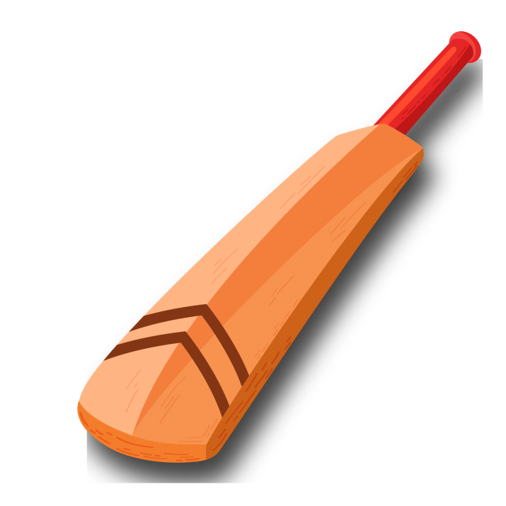 Cricket Bat PNG.
