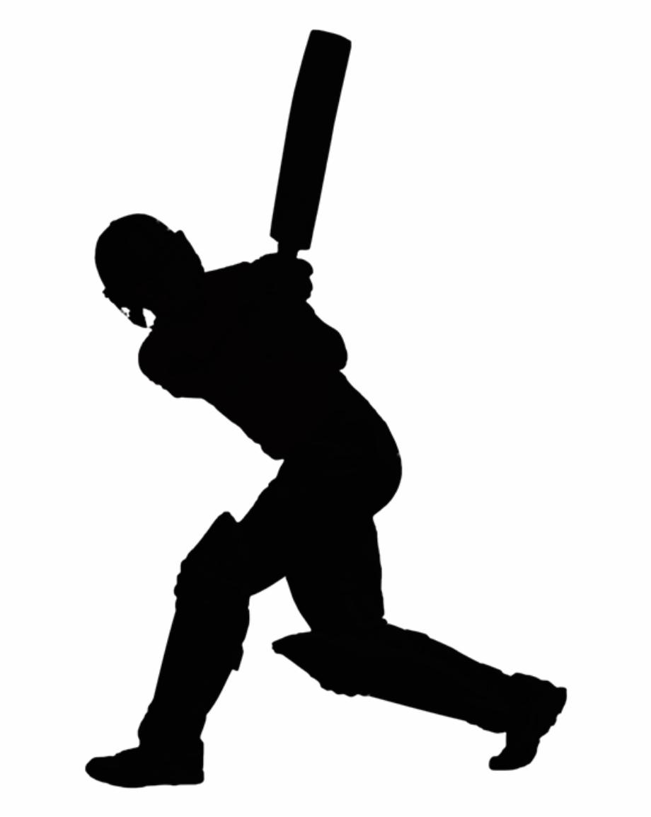 Cricket Batsman Vector Png Batsman Vector.