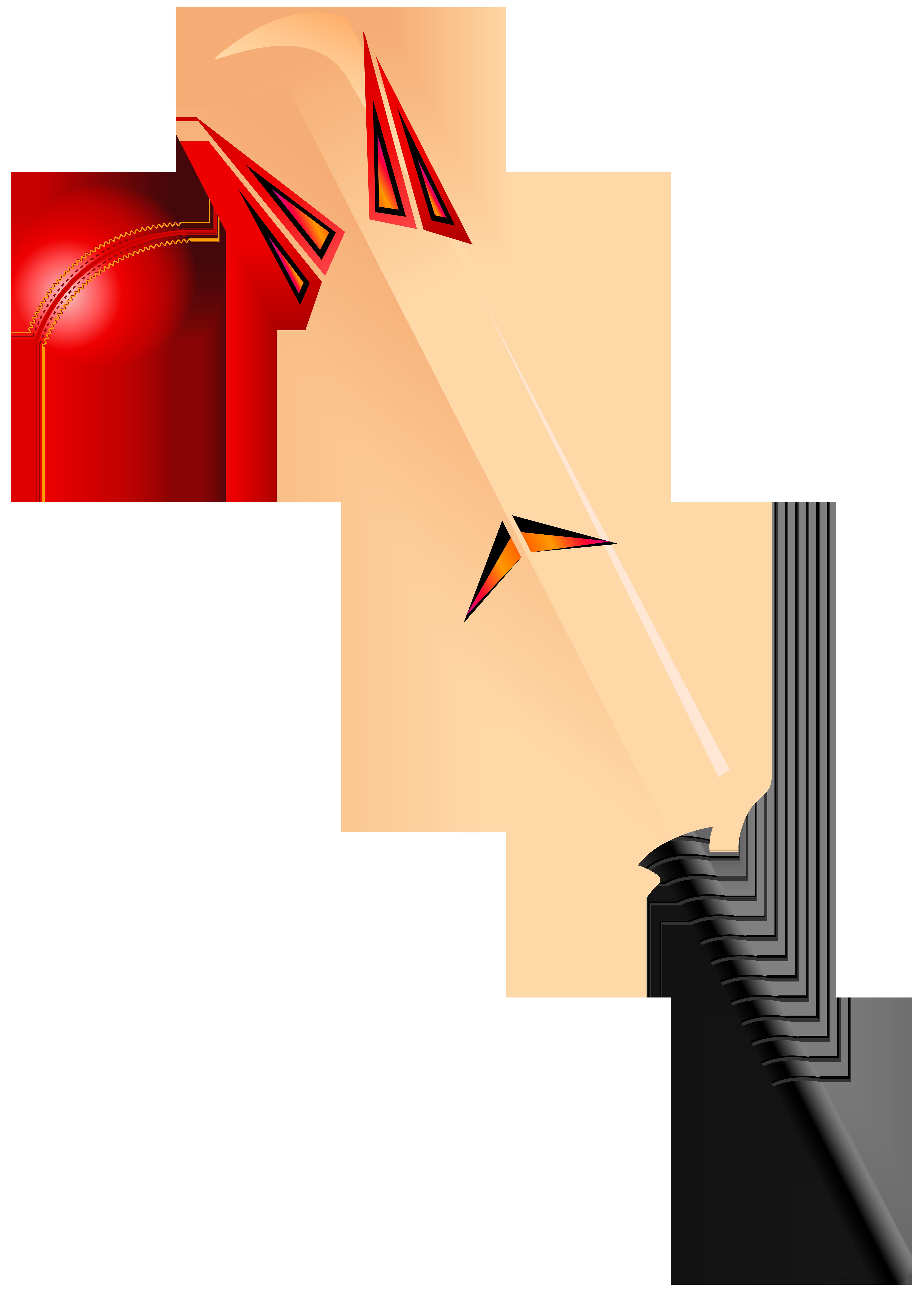 Cricket PNG Clip Art Image.