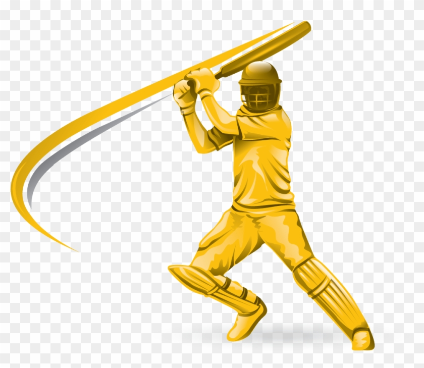 Cricket Player Clipart Png Images.