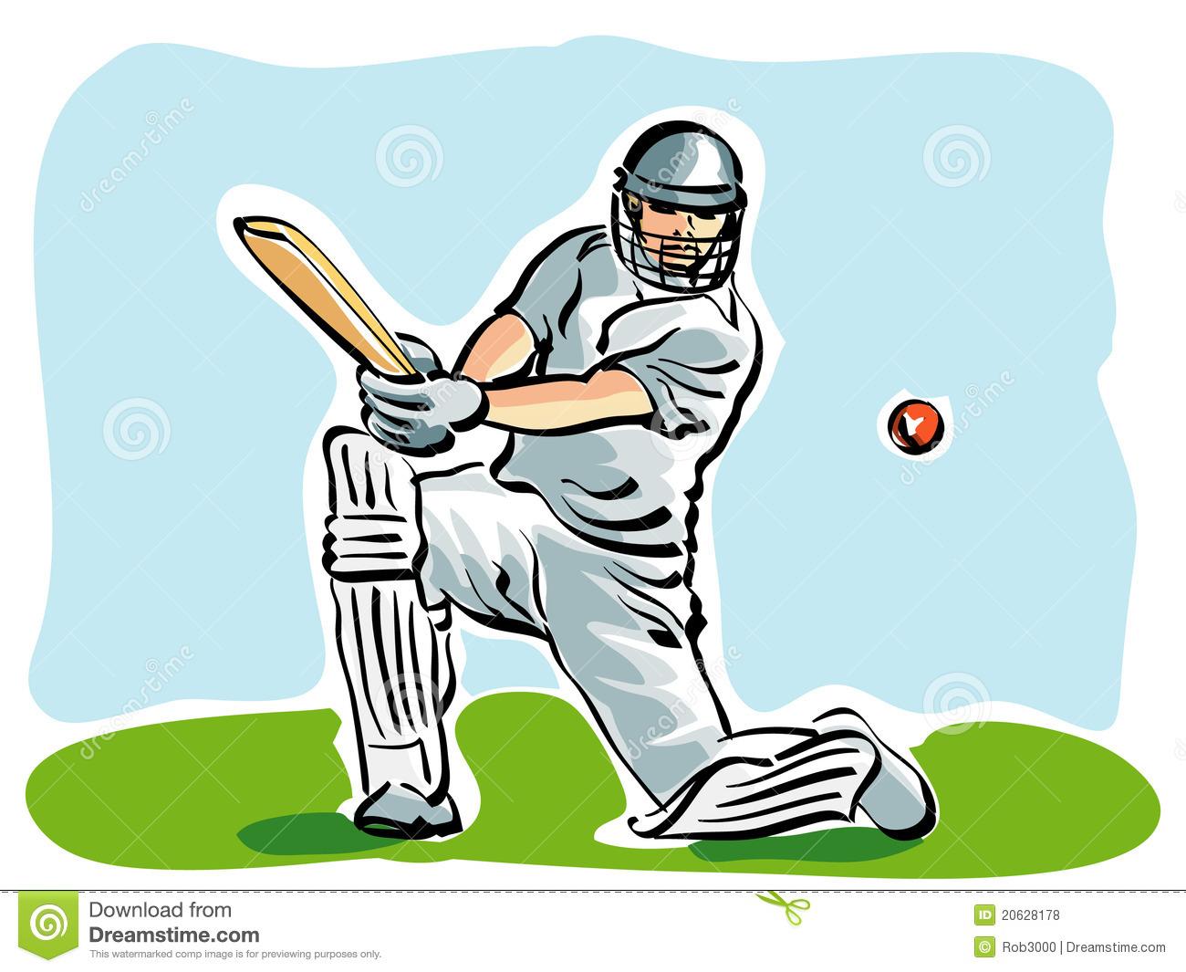 Cricket Clipart
