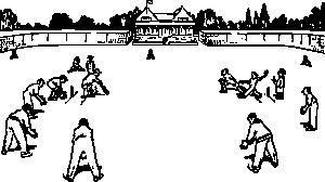 Cricket Game Clip Art at Clker.com.
