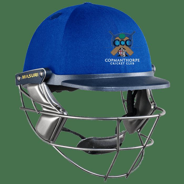 2019 Masuri Vision Test 'Personalised' Cricket Helmet.