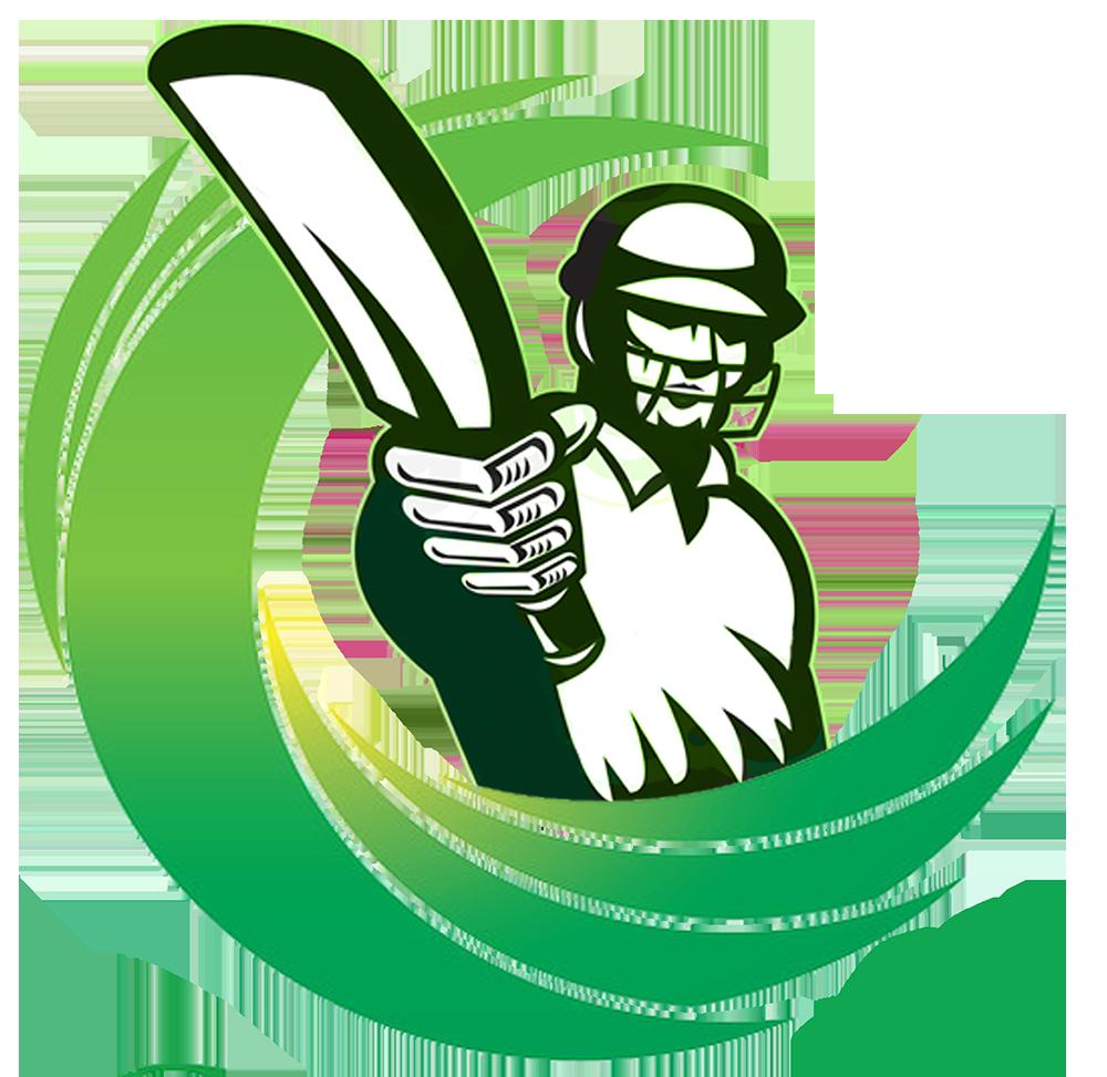 All cricket team Logos.