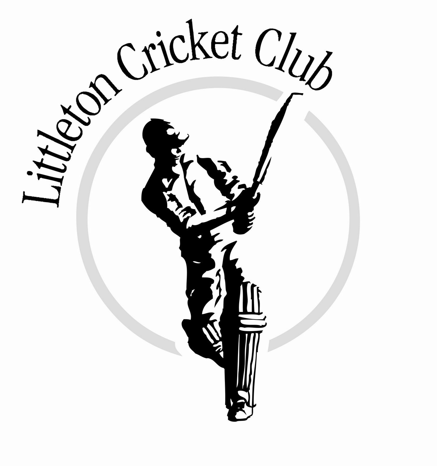 Cricket Team Logo Clipart.