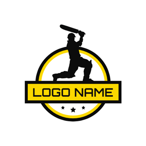 Free Cricket Logo Designs.