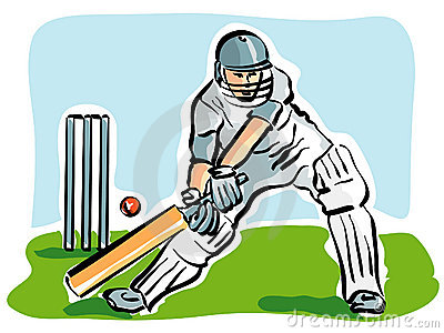Field Cricket Stock Illustrations.