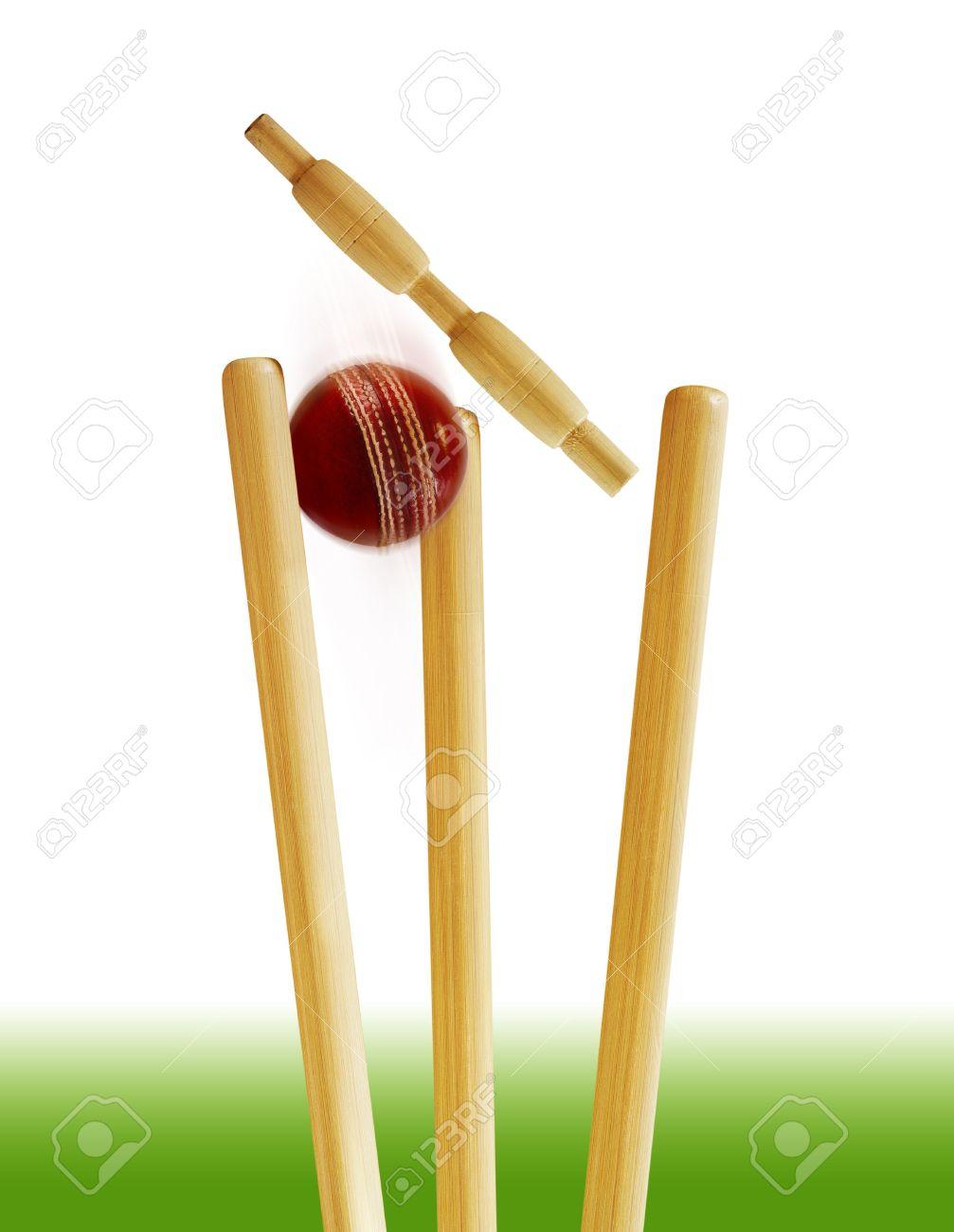 Cricket Stumps Clipart Png.