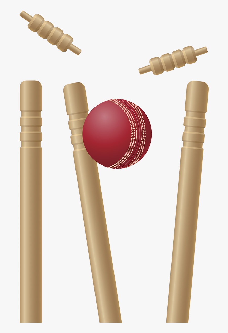 Cricket Stumps Png Pic.