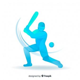 Cricket Sports Vectors, Photos and PSD files.