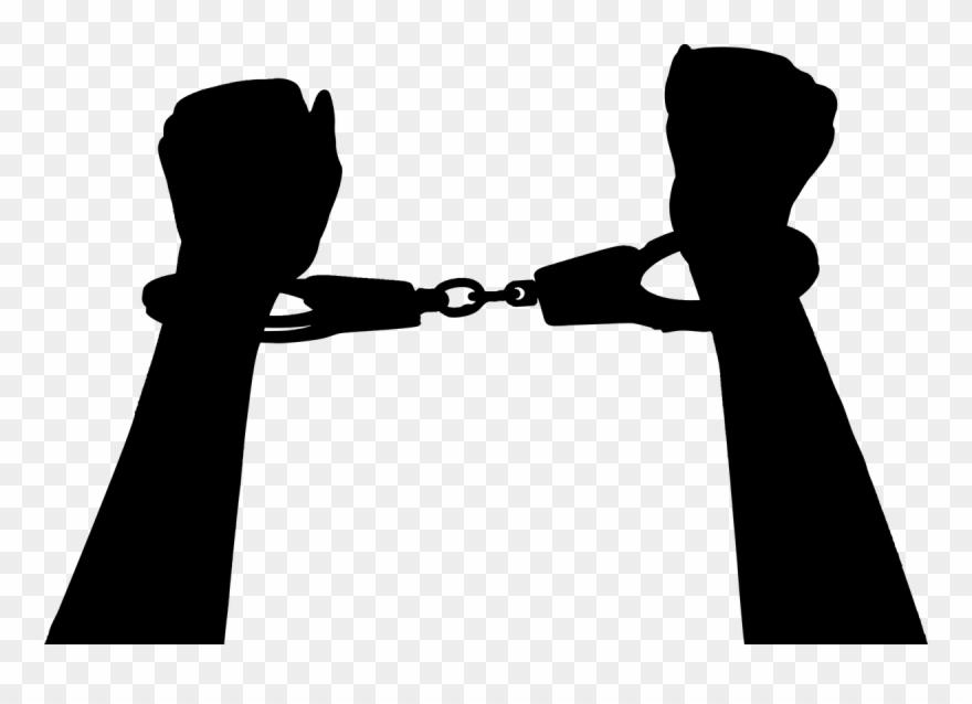 Handcuffs Crime Clip Art Fashion Accessory Neck.