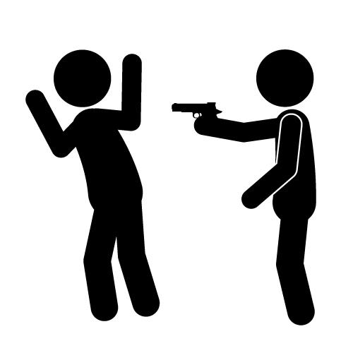 Crime Prevention Clipart.