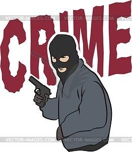 Crime Clip Art Free.